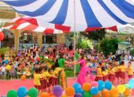 Ngày hội đến trường của Bé năm học 2017 – 2018