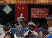 Trường Mầm non Đại Đồng tổ chức Hội nghị hội cha mẹ học sinh năm học 2017 – 2018