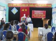 Trường Mầm non Đại Đồng tổ chức Hội nghị cha mẹ học sinh năm học 2017-2018