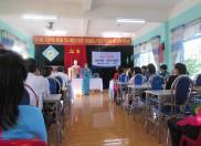Trường Mầm non Đại Đồng tổ chức Hội nghị Cán bộ – Viên chức năm học 2017 – 2018