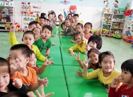 Sinh nhật cháu Tuấn Khoa lớp lớn 1