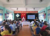 Hội nghị Hội cha mẹ học sinh năm học 2018 – 2019
