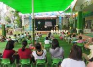 Trường MN Đại Đồng tổ chức hội thi Bé tài năng nhí năm học 2018 – 2019