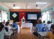 Trường Mầm non Đại Đồng tổ chức Hội nghị Hội cha mẹ học sinh năm học 2019 – 2020