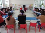 Tổ MG Lớn Trường MN Đại Đồng tổ chức thao giảng chuyên đề Giáo dục kỹ năng cho trẻ: Phân loại rác thải