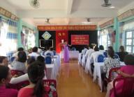 Trường MN Đại Đồng tổ chức Hội nghị CBVC năm học 2020 – 2021